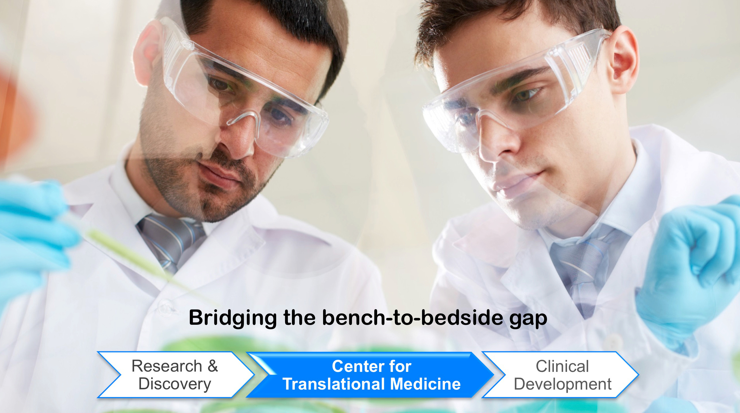 Bridging the bench-to-bedside gap